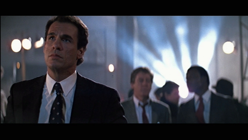 Robert Davi as FBI Special Agent Big Johnson