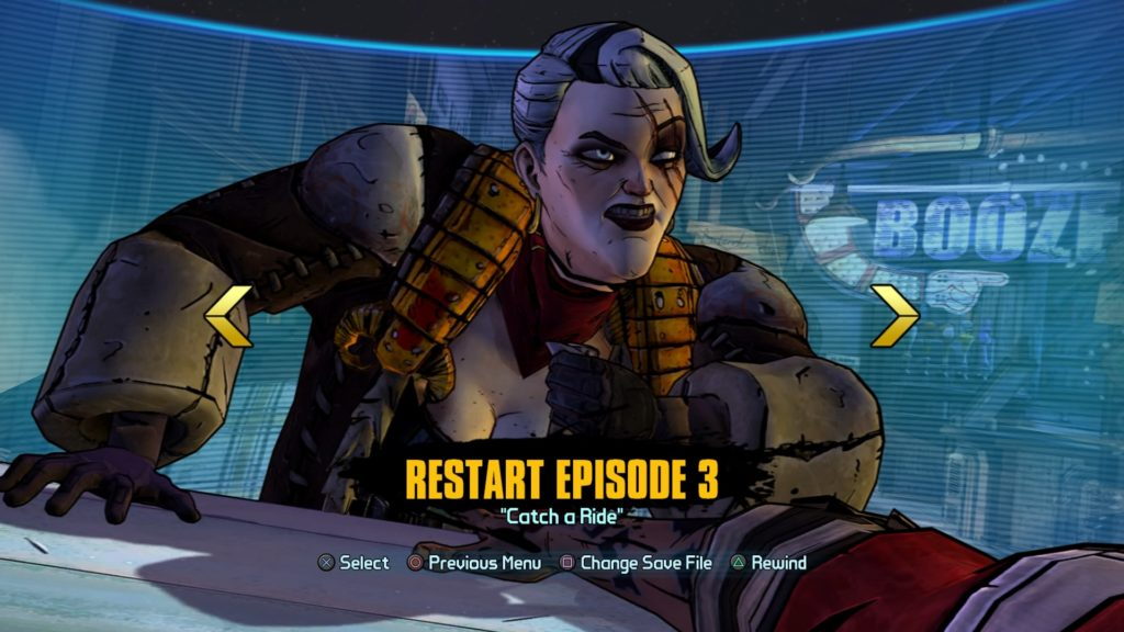 Tales from the Borderlands3