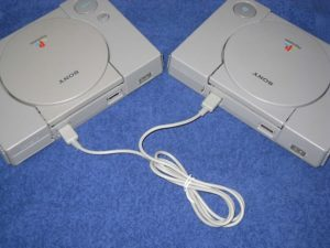 ps1 link cable