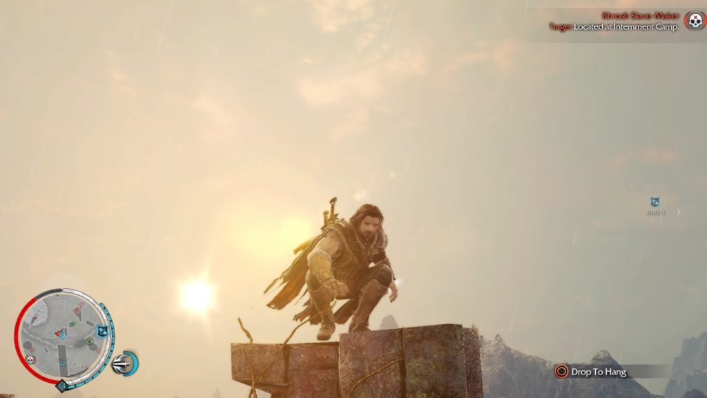 Middle-earth™: Shadow of Mordor™ - Game of the Year Edition sunset