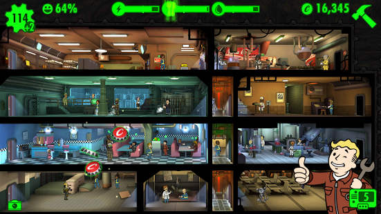 fallout shelter the game