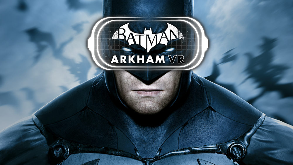 Batman Vr header