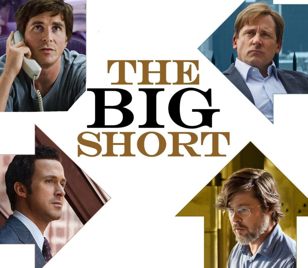 The Big Short header