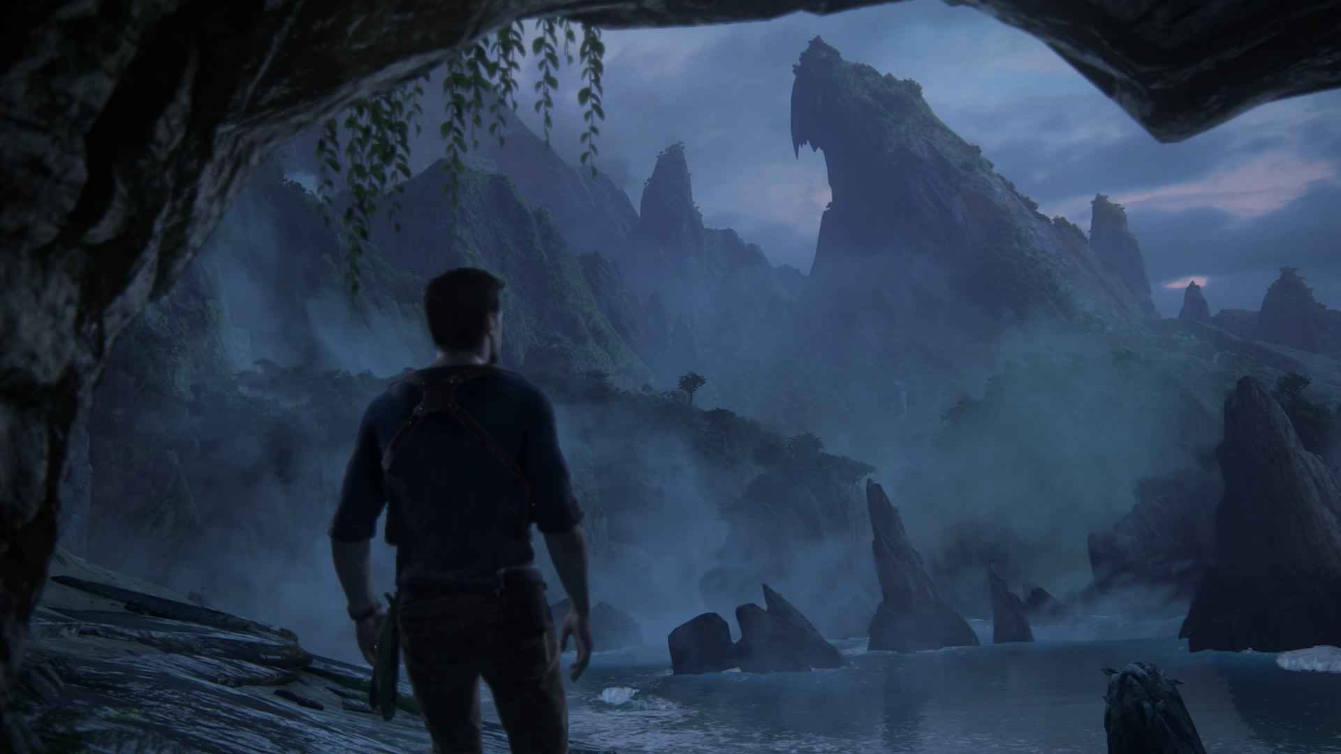 Uncharted™ 4: A Thief's End and scene