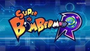 Super Bomberman R Header