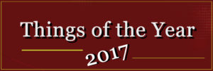 Things of the Year 2017 header